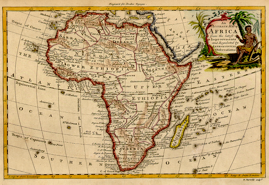 Ancient Ethiopia - Map of egypt ethiopia